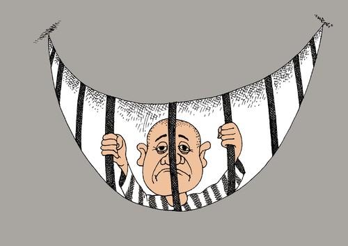 رویای زندانی شدن
