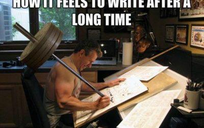 پندی به نویسندگان