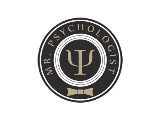 طراحی لوگوی آقای روانشناس