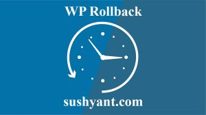 افزونهی WP Rollback